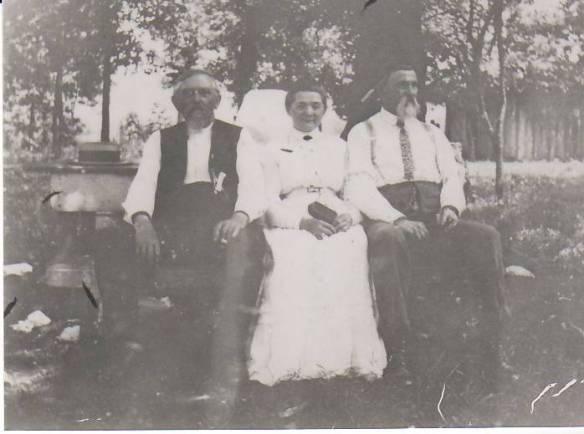 Kirsch family pre-1905