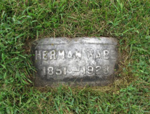 Herm Rabe stone