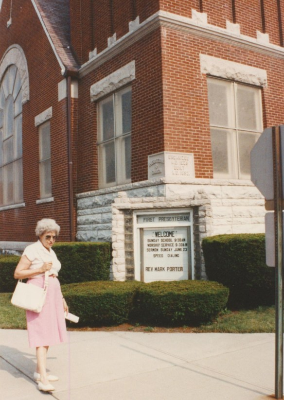 Mom church Rushville