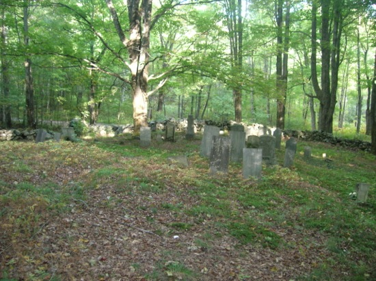 Cem where Samuel Hill buried