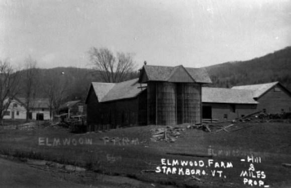Starksboro Hill farm