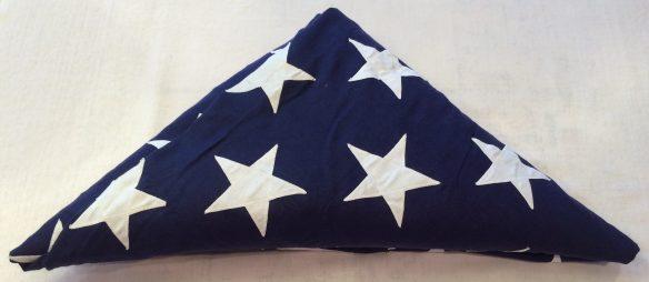 Dad's flag