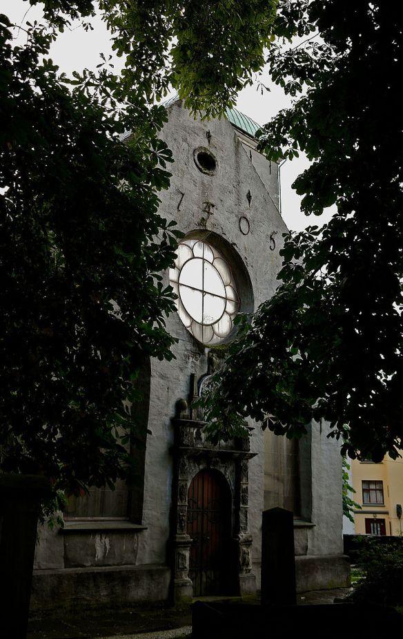 Fredericka church