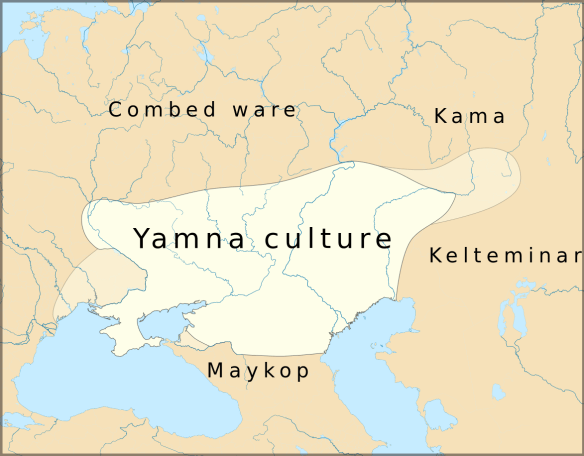 Lentz Yamna culture