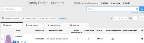 FF9 parental phased match