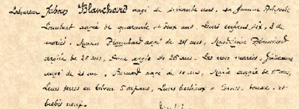 acadians-1671-census