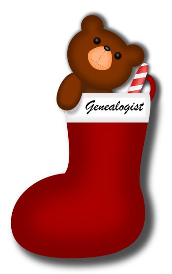 genealogist-stocking