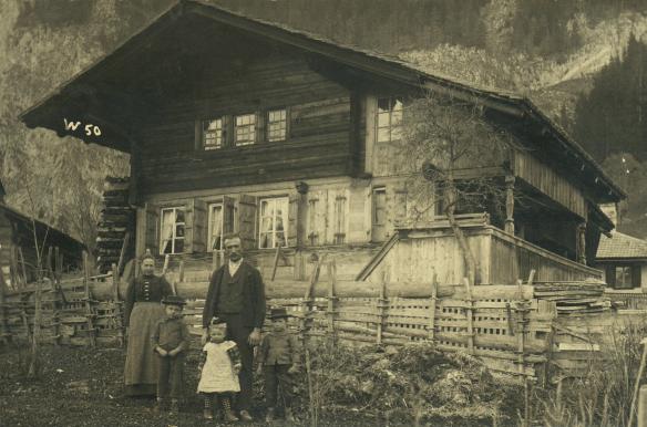 Heinsmann Muller original house