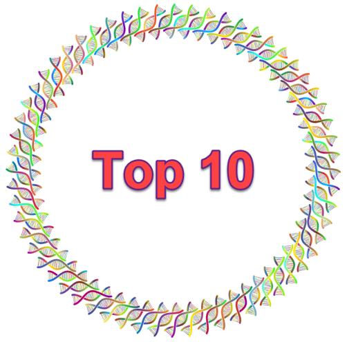 2018 Top 10