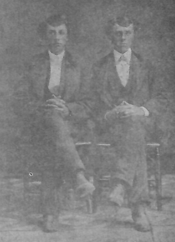 Henry & Hiram Ferverda