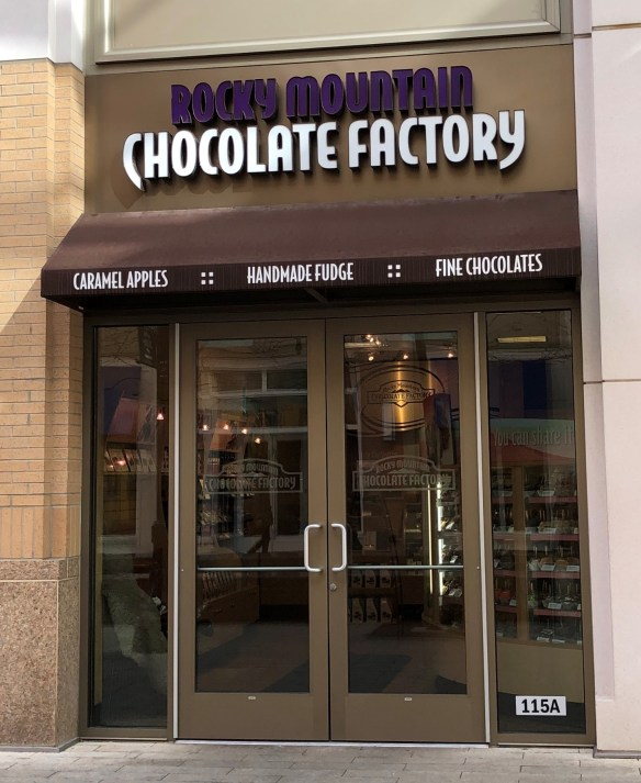 2019 Chocolate Factory