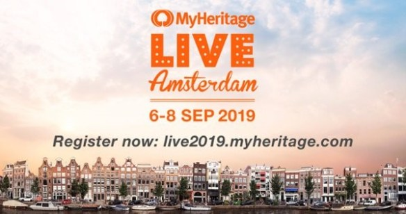 MyHeritage LIVE 2019