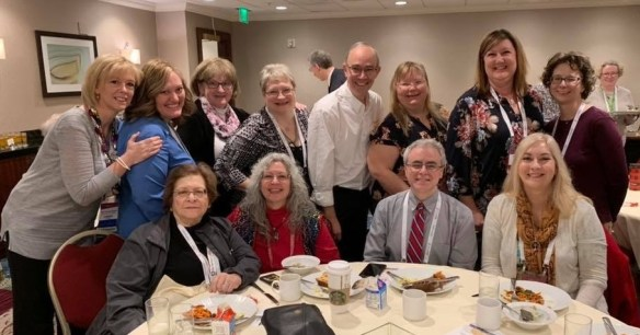 2019 MyHeritage breakfast