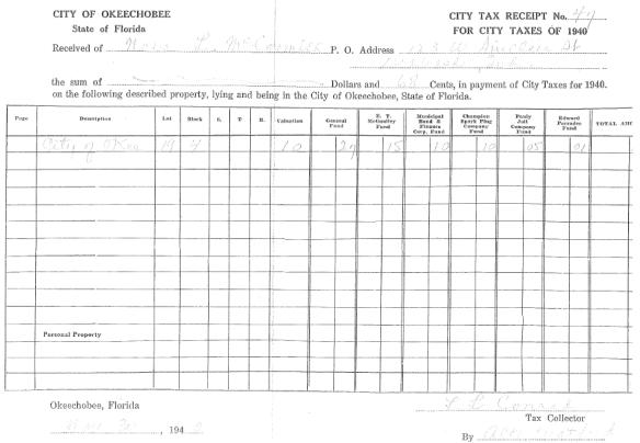 Nora Kirsch Lore McCormack tax receipt 3.png