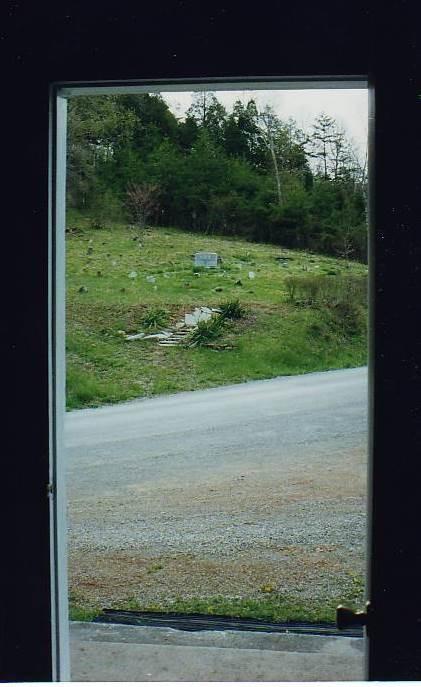 NIcholas Speaks cemetery door.jpg