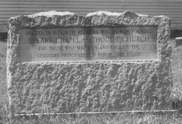 Nicholas Speaks church commemorative stone.jpg