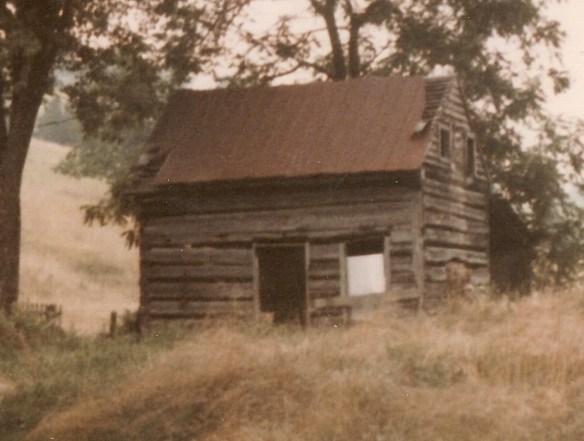 Speaks old cabin cropped