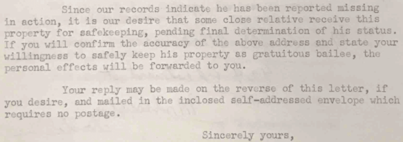 Robert Vernon Estes record 14