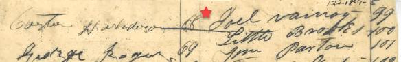 Hancock petition 1841-5