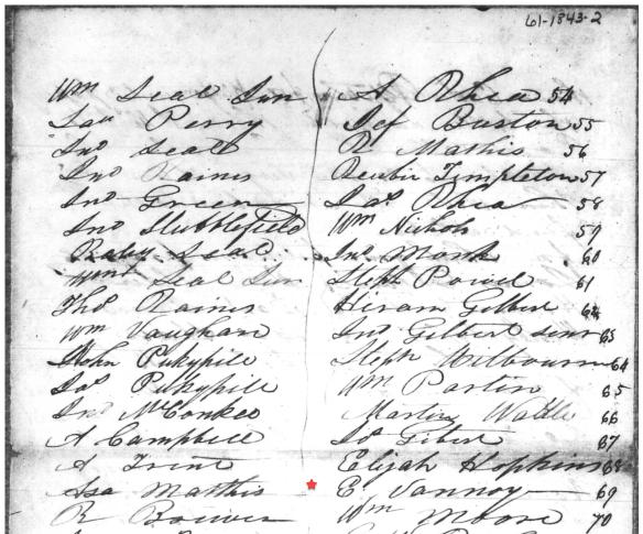 Hancock petition 1843 2