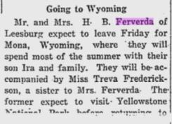 Hiram Ferverda 1917 Wyoming.png