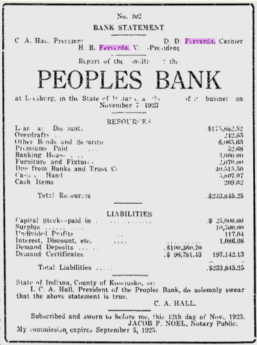 Hiram Ferverda 1923 bank 4.png