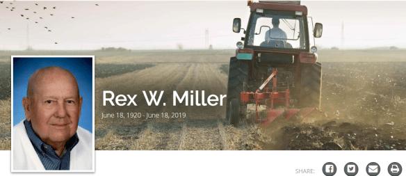Rex Miller