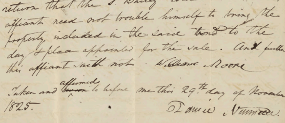 William Moore 1825 affidavit 2.png
