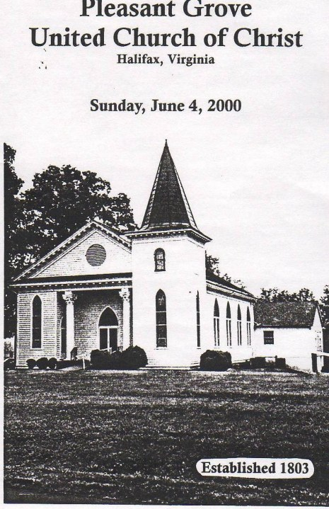 William Moore Pleasant Grove Church.jpg