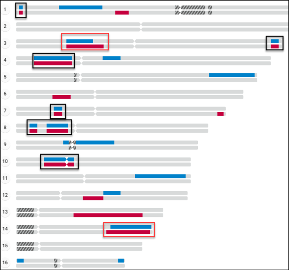 First Steps Family Tree DNA chromosome browser.png