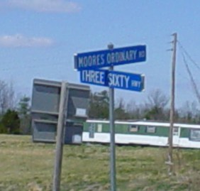 Moore's Ordinary sign.jpg