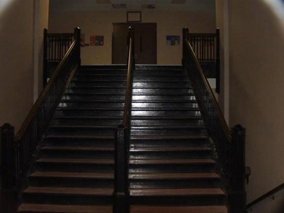 Kokomo KHS stairs.jpg