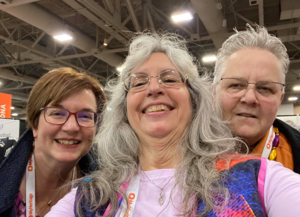 RootsTech 2020 Amy Mags