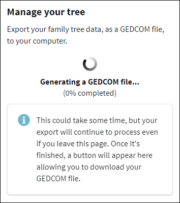Download Ancestry generating