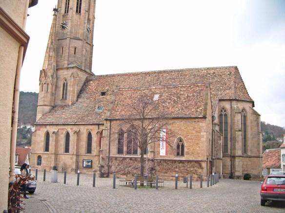 Borstler Durkheim st john church