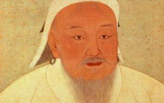 Gengis Khan aurait eu des centaines d'enfants alors que ses armées conquéraient l'Asie. Ses fils continuèrent à transmettre son chromosome Y dans le monde alors que l'empire mongol continuait de s'étendre.