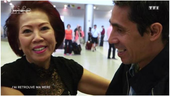Adopté en France, il retrouve sa mère vietnamienne et son père américain grâce à l'ADN