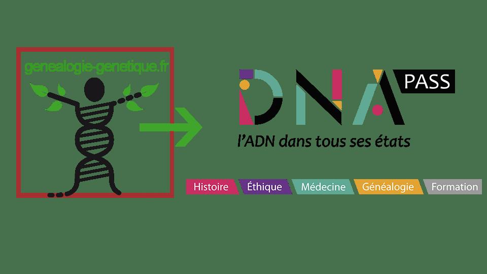 Genealogie-genetique.fr devient dna-pass.com