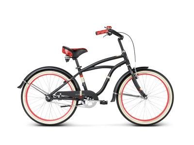 Bicicleta Criança Le Grand Bowman Jr Preto 24''