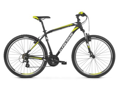 Bicicleta Montanha Kross Hexagon 2.0 Preto-Branco