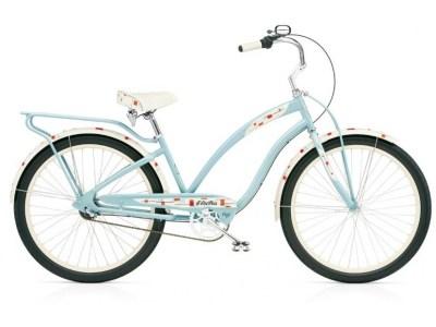 Urban Bike Electra Gigi 3I Creamy Blue