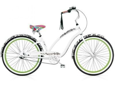 Urban Bike Electra Fashion Blacn&Noir 7I White