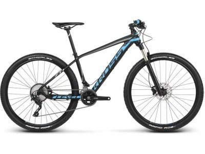 Bicicleta Montanha Kross Level 7.0 Preto-Azul 27''