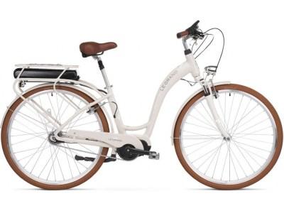 Bicicleta Elétrica Le Grand eLille 3 Branco Creme