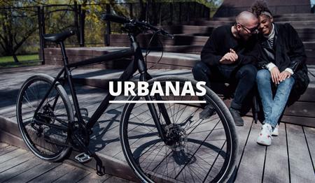 Imagem categorias - bicicletas urbanas