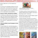 Newsletter 1 - 2016