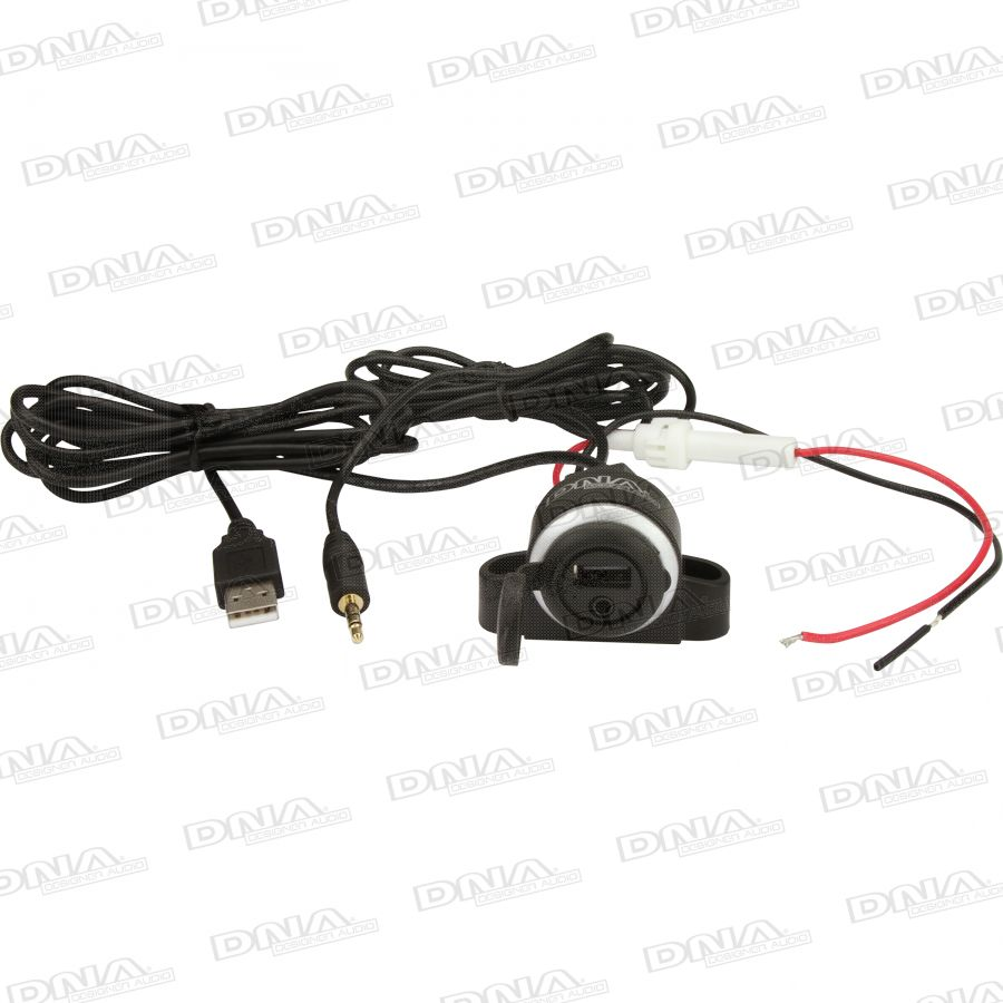 hight resolution of flush chassis mount 3 5mm stereo socket and usb to 3 5mm stereo plug and usb audio data lead