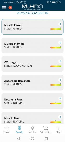 App Physicial Overview