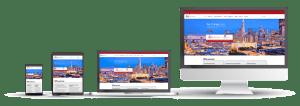 TYS LLP Website Design
