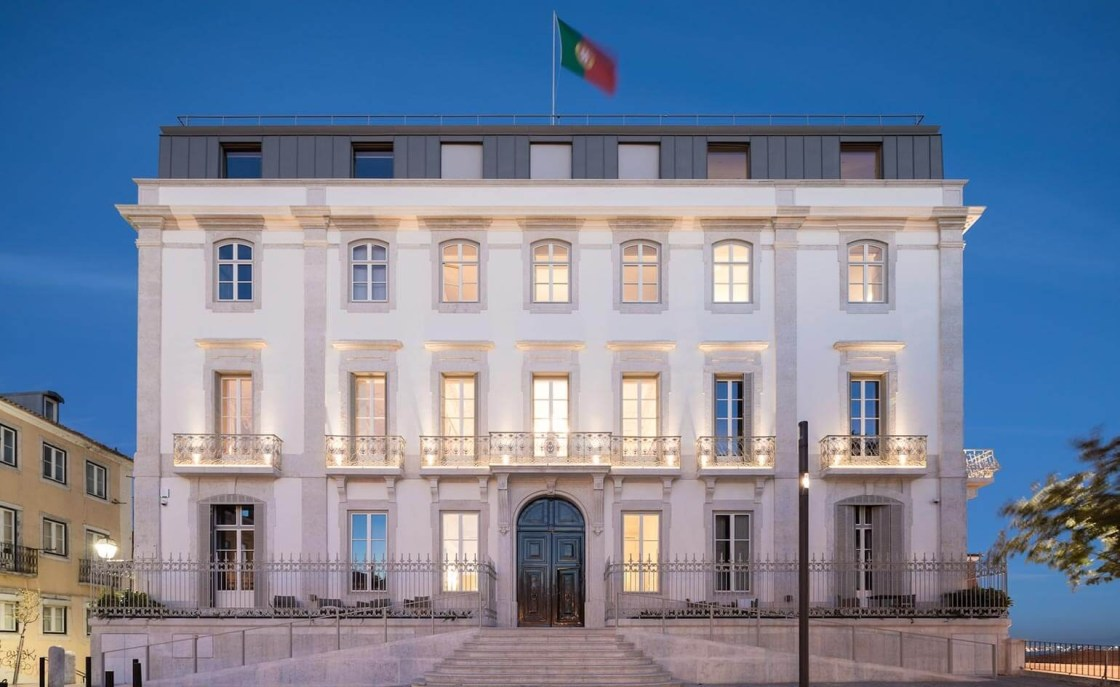 Verride Palácio Santa Catarina | Lisbon